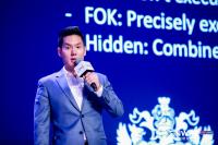 现场直击 | William Jiang:RightBTC赢战新交易时代