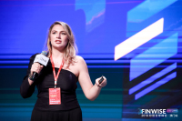 现场直击 | Ioana Minea:Upbite Alliance,新金融时代