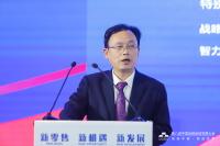 现场直击 | 品牌研发报告:深圳市连锁经营协会会长、面点王董事长 张和平先生