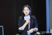 现场直击 | 现场互动:深圳市零售商业行业协会会员部副秘书长 黄静