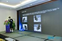 现场直击 | Sheng Chen:基于图像质量评估网络重建单幅图像的超分辨率