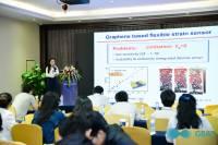 现场直击 | Jing Zhao:医用超灵敏石墨烯应变传感器