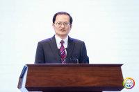 现场直击 | 领导致辞: 江苏省委组织部常务副部长 洪浩